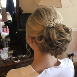 Bridal Hairdressing by Emily Wood